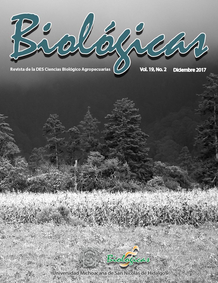 Biológicas 19(2), 2017