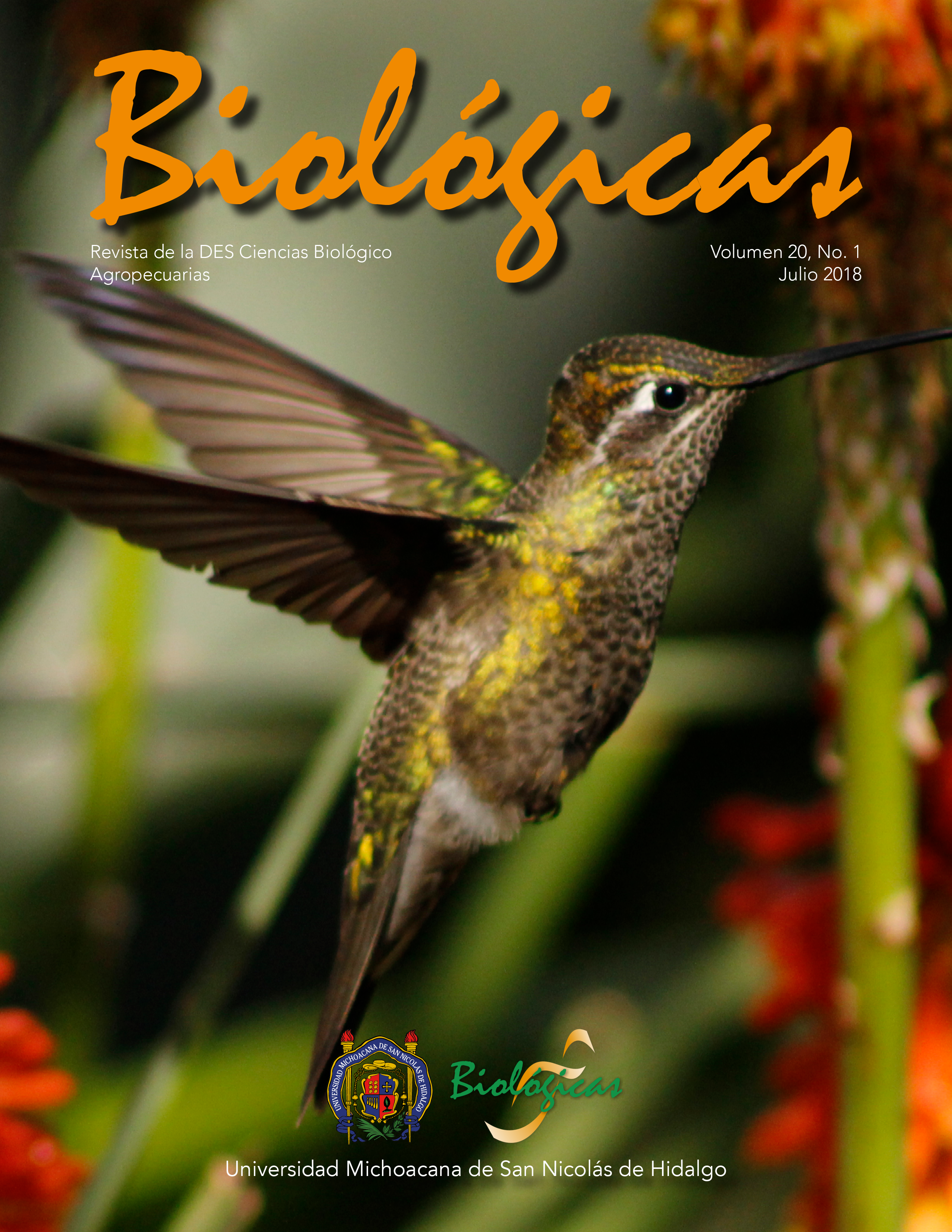 Biológicas 20(1), 2018